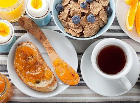 полезные завтраки для похудения рецепты с фото