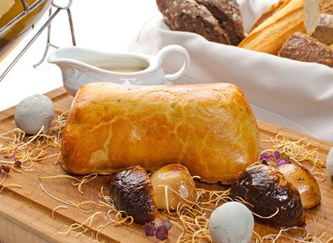 десерт из запеченной тыквы с кедровыми орехами автомобильных